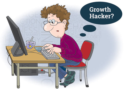 Im Not a Growth Hacker Marketing